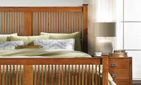 Mission Bedroom Furniture Mission Bed Dresser Mirror Queen Haynes Furniture