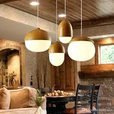 cord pendant light creative nuts cord pendant lamp imitation wood ceiling light home decorative pendant light cord pendant light