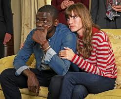 "erased onscreen where are all the interracial couples the new  daniel kaluuya and allison williams in peele s ""get out "" credit justin lubin universal pictures"