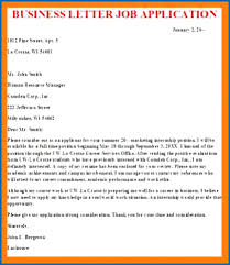 Job Application Letter Classy 48 Sample Of Job Application Letter In Nigeria Berlinrussianet