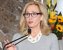 j k rowling shudders at the thought of donald trump as president  j k rowling shudders at the thought of donald trump as president huffpost