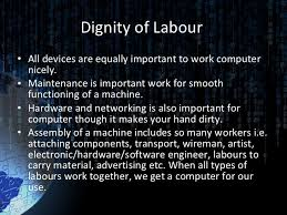 essay on dignity of labour and dignity of labour speech great essay on dignity of labour and dignity of labour speech