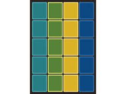 blocks abound classroom rugs shown in earthtone