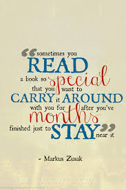 Quote Book Interesting Sometimes You Read A Book So Special Books Quote Quotespictures