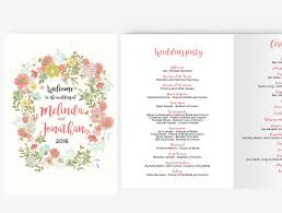 Wedding Booklet Template 021 Template Ideas Free Downloadable Wedding Program Booklet