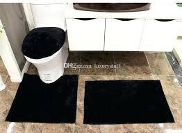 black and white bathroom rugs sets white black luxury bathroom rug set bathroom rugs mat set black and white bathroom rugs