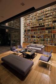 Home Library Cool Home Library Interior Design Ideas