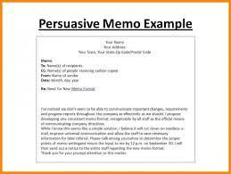 Persuasive Memo Examples How To Write A Persuasive Memo Diff