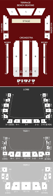 Davies Symphony Hall San Francisco Ca Seating Chart