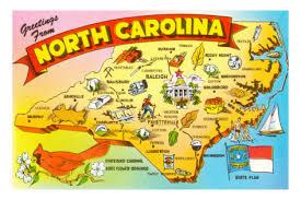 15 maps of north carolina A Map Of North Carolina a friendlier approach a map of north carolina cities