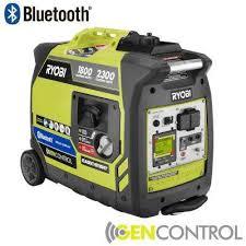 electric generator power plant. Bluetooth 2,300-Watt Super Quiet Gasoline Powered Digital Inverter Generator Electric Power Plant