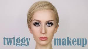 twiggy 60s makeup tutorial