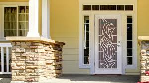 Unique Home Designs Security Door Mesmerizing Inspiration Unique Home Designs Security Door