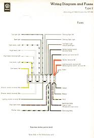 1968 vw bug fuse box wiring diagram basic 1968 vw bug fuse diagram wiring diagram