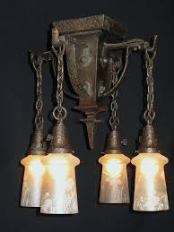 arts and craft light hammered arts crafts lighting fixture antique lighting for artcraft lighting replacement arts and craft