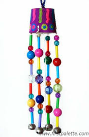 homemade wind chimes | Things to Make and Do, Crafts and Activities for Kids  -
