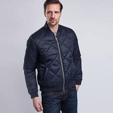 Barbour Int. Steve McQueen Quilted Bomber Jacket | Navy | 1 ... & Barbour Int. Steve McQueen Quilted Bomber Jacket | Navy | 1 Remains Adamdwight.com