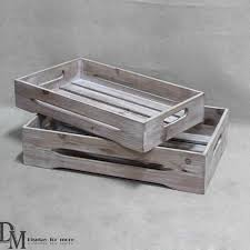 food safety reclaimed old wooden serving trays