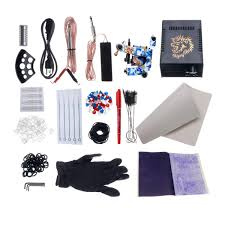 Professional Complete <b>Tattoo Kit Pro Machine</b> Set | Shopping India ...