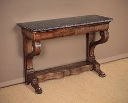 antique console table. Antique Console Tables Table I