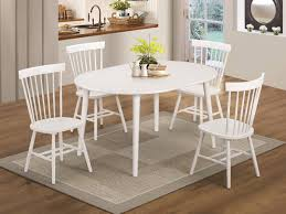 Oval Kitchen Table Pedestal Kitchen Impressive White Oval Pedestal Dining Table With Leaf