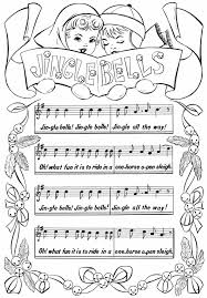 Small Picture Free Printable Jingle Bells Sheet Music It is my opinion this