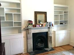 built in shelves around fireplace custom shelving units custom wall units and book shelves built around fireplace custom built shelving units