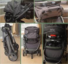 graco modes travel system with snugride connect 35 infant car seat