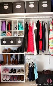 Ideas To Organize Closet 30 Organization Best DIY Organizers 11
