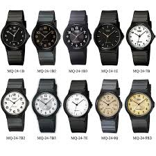 casio classic analog water resistant watch w resin band mq24 ranked among top 40 in watches category 5 star ratings overall