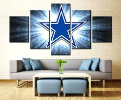 dallas cowboys wall art