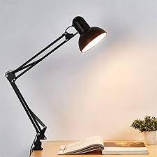 clamp desk lamp. Delighful Clamp Clamp Table Lamp Black Color Ultra Adjustable E27 Holder Multipurpose  Mobile Desk With Desk Lamp M