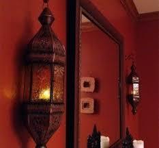 moroccan inspired lighting. Moroccan Inspired Design. Scones And Mirror Lighting