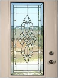 what is beveled glass entry door with stained best of images on repair