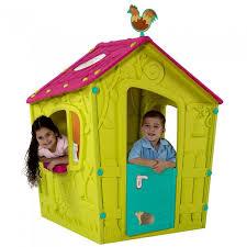 <b>Keter Игровой Дом</b> Magic Волшебный с Петушком 110x110x146 см