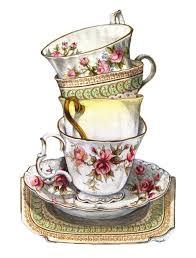 vintage tea cups drawing. Plain Cups Fancy Tea Cup Drawing Throughout Vintage Tea Cups Drawing C