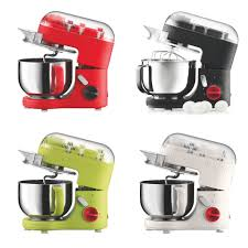 Coloured Kitchen Appliances Win A Bodum Stand Mixer In Your Choice Of Four Great Colours Worth