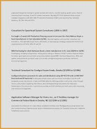 Sample Resume Management Position Inspiration Resume For Management Position Inspirational Good Resume Objective