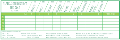 Golf Score Card Template Pictures Of 9 Hole Golf Scorecard Kidskunst Info