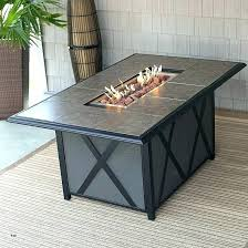 fire pit table and chairs propane round best set outdoor fireplace fi