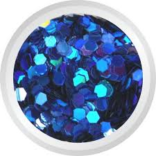 Glitry Tmavě Modré