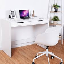 home office desk modern. Simple Home Tangkula Writing Computer Desk Modern Home Office WBluetooth Speakers  Drawer USB Charging Ports For Tablets Workstation Laptop Table Furniture In