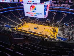 Oakland Warriors Seating Chart Oakland Arena Section 204 Seat Views Seatgeek