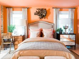 Orange Color Bedroom Walls Pick Your Favorite Orange Space Hgtv Dream Home 2017 Hgtv