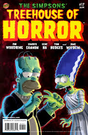 The Simpsons Tapped Out 219 Halloween Treehouse Of Horror The Simpsons Treehouse Of Horror 20