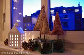 Weihnachtsdeko Nähen Veraswelt