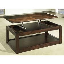 coffee table with lift top target