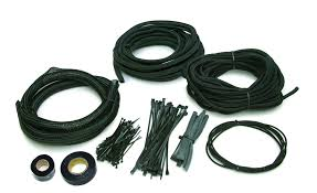 ford 1986 1995 5 0l fuel injection wiring harness std length powerbraid fuel injection harness kit