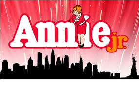 Image result for ANNIE JR CLIPART