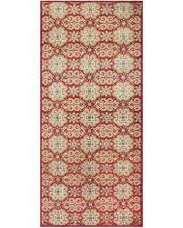 wool runner rug